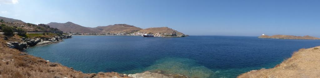 Keos - a fine harbour
