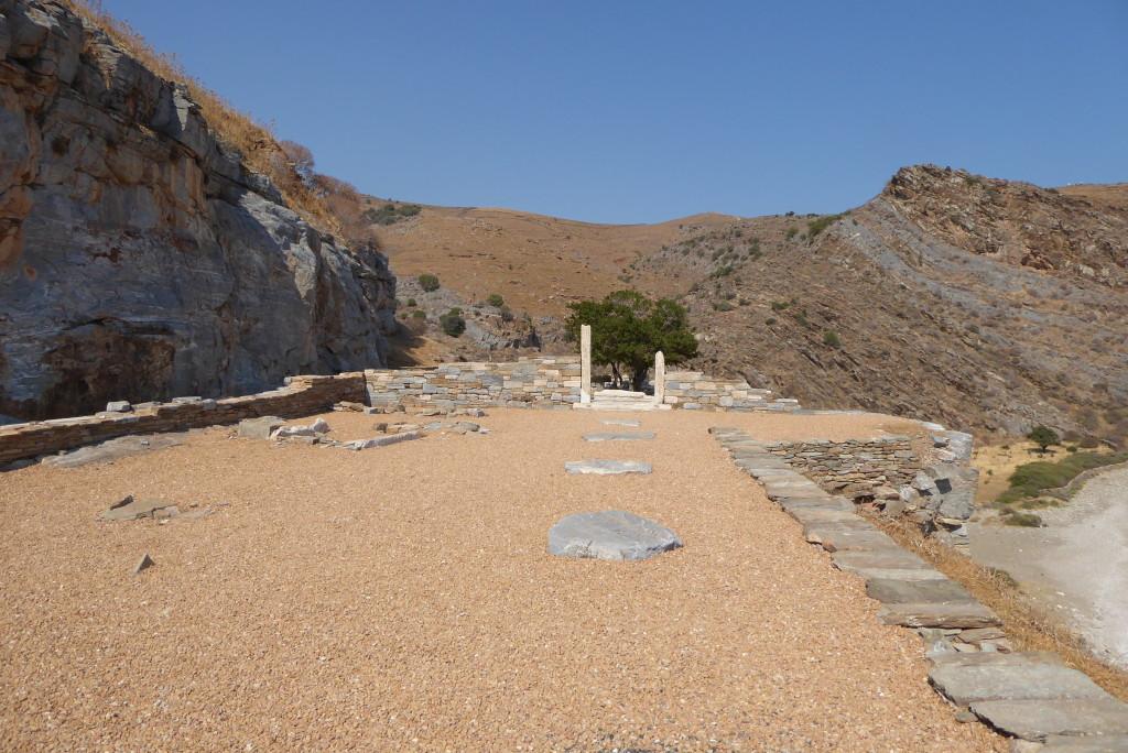 'Inside' the Temple of Apollo