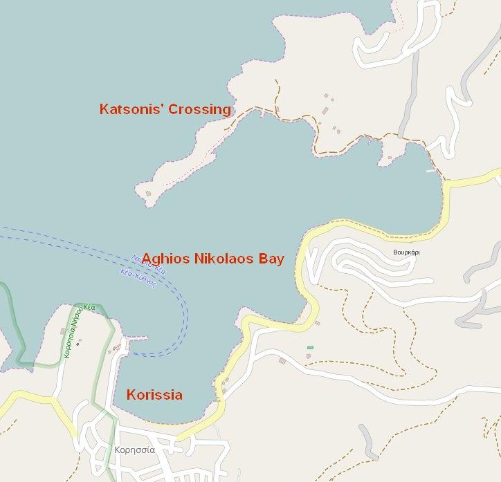 Katsonis' Crossing