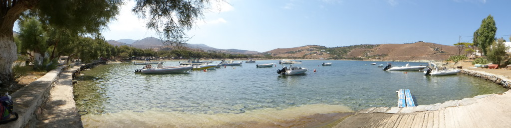 Otzias harbour