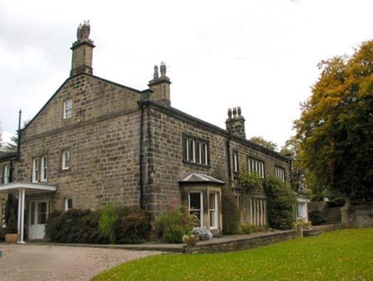 Baildon House - Theodore's childhood home in Baildon, Yorkshire