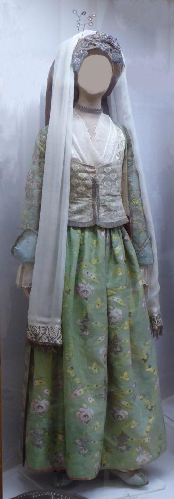 Ekaterina's costume